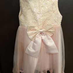 Dress for the princess, new, sizes 110, 120