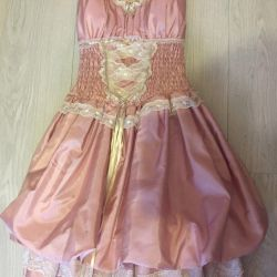 Dress is gorgeous