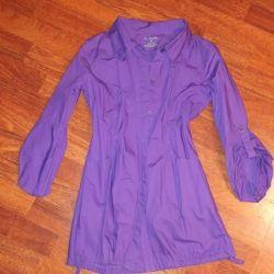 Pelerinli yaz. kız için, pamuk, kullanılmış, yükseklik 150