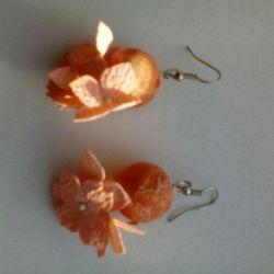 New handmade earrings