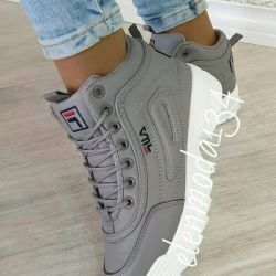 Sneakers are new