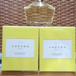 Apa de parfumare Aspire