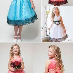 Dresses r100,110,116,122
