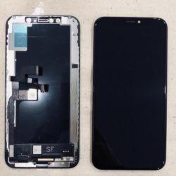 Εμφάνιση αντικατάστασης οθόνης iPhone / Xs Xs