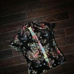Jacket p.40 (vest)