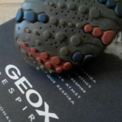 R.24 ​​(15cm) Geox leather for a boy in the fall