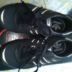 Sneakers on the girl or the boy F. Adidas 32 rr