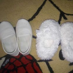 Slippers and Czechs