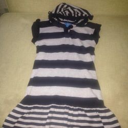 Dress tunic for the girl