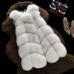 Fur vest (arctic fox)