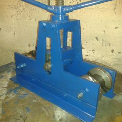 Services of pipe bending, profiling