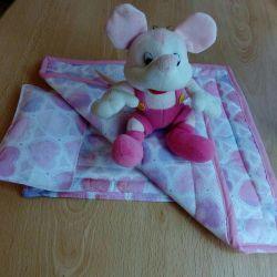 Bed set for dolls