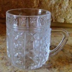 New Crystal Mugs