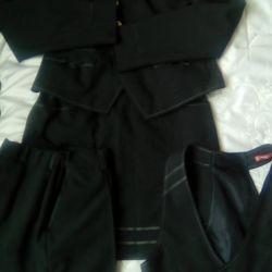 Costum de școală 4ka