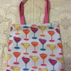 Beach bag, new