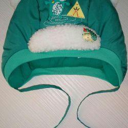 Καπέλο χειμώνα για το μωρό