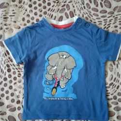 T-shirt C & A for the boy
