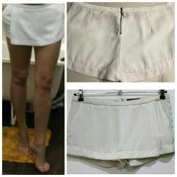 Shorts-skirt are white. R.46 +
