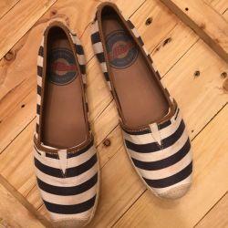 Women's shoes, new espadrilles solution 40, narrow leg