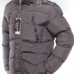 Men's down jacket (holofiber) nat.meh p.48-54