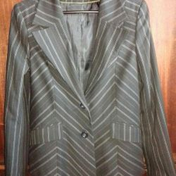 Jacket classic striped p.42