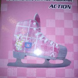 Skates for new girls