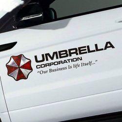 Car Decal Resident Evil Resident Evil