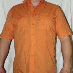 Новая рубашка Gegrge man L-XL размер