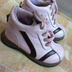 μπότες p 25 σόλα 15,5 cm