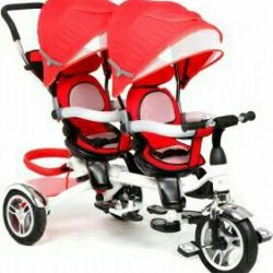 New bikes for twins