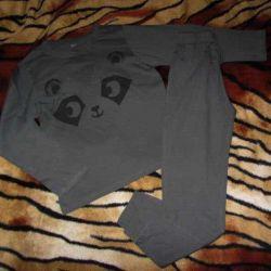 Pajamas Kiabi 10T