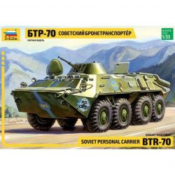 BTR-70 Sovyet zırhlı personel taşıyıcı, kombine model