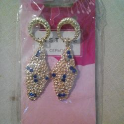 Earrings new pack