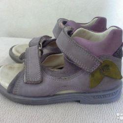 Sandalet sandalet Minimen 21 size