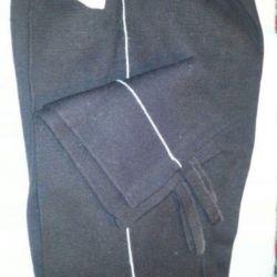 Παντελόνια από μαλλί (γκέτες) (54-56 Ρ)