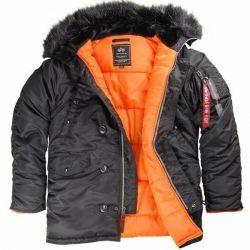 Куртка Аляска Alpha
