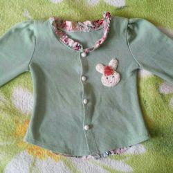 Knitted kofochka p.98