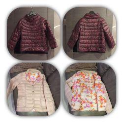 Lightweight Italian jackets 44