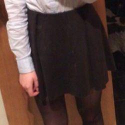 Skirt pull & bear