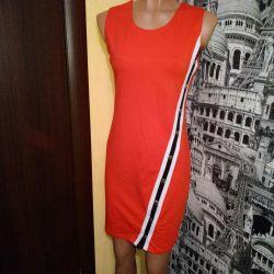 Yeni kırmızı elbise 42-48