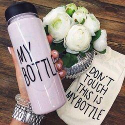 Kapaklı spor için şişe
