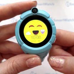 Akıllı Bebek Saati Q610
