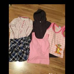 Package of clothes 5.7