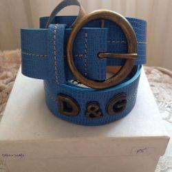 D @ G kayışları (yeni)