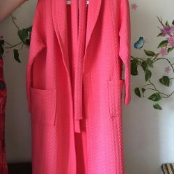 Dressing gown female new