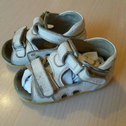 Children's sandals