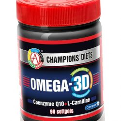 Омега-3 (Omega-3D) Академия-Т 90 капсул
