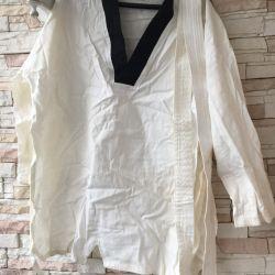 Kimono for training 12-15 years, height 150-165