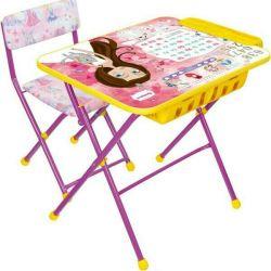 Комплект детской мебели ( детская парта с пеналом)