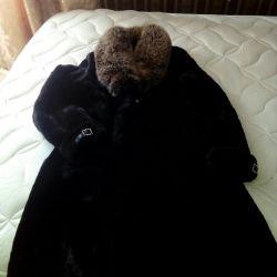 Fur coat muton urgently !!!